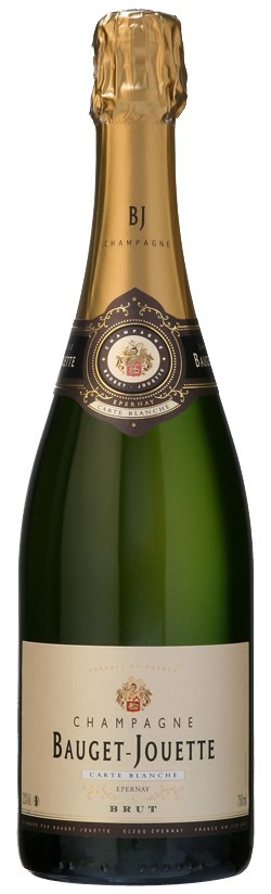 Champagne Bauget - Jouette brut - Carte blanche