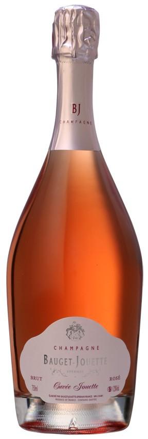 Champagne Bauget-Jouette - cuvée Jouette rosé