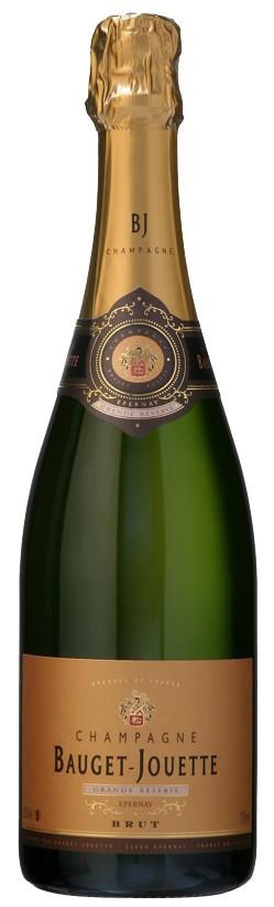Champagne Bauget - Jouette brut - Grandé reserve