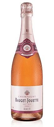 Champagne Bauget - Jouette brut - Rosé