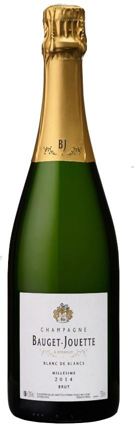 Champagne Bauget-Jouette Millesime Blanc de Blanc