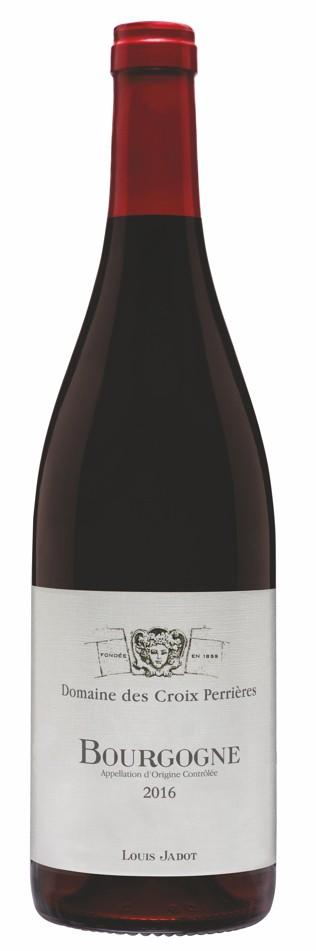 Bourgogne Pinot noir - Domaine des Croix Perrieres