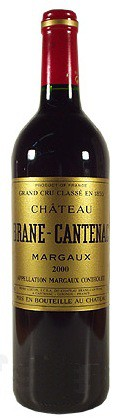 Chateau Brane Cantenac Margaux grand cru classé