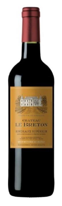 Chateau Le Breton - Bordeaux superieur