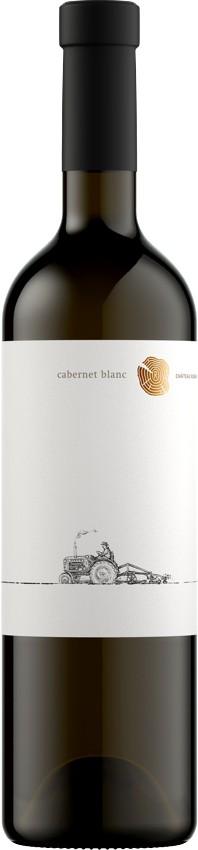 Cabernet blanc pozdní sběr Chateau Rúbáň
