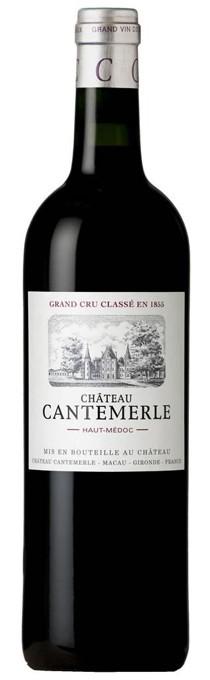 Haut Médoc - Château Cantemerle Grand cru classé