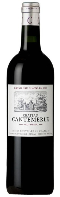 Haut Médoc - Château  Cantemerle 2011 Grand cru classé