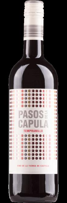 PASOS DE LA CAPULA TEMPRANILLO