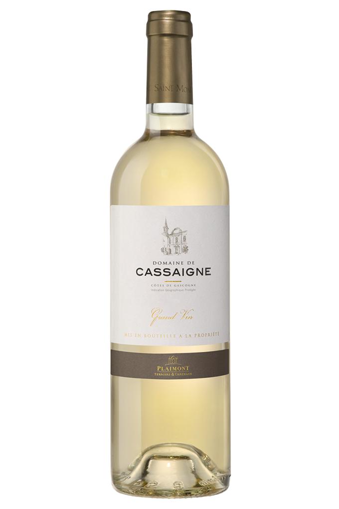 Domaine Cassaigne - Cotes de Gascogne blanc 2015