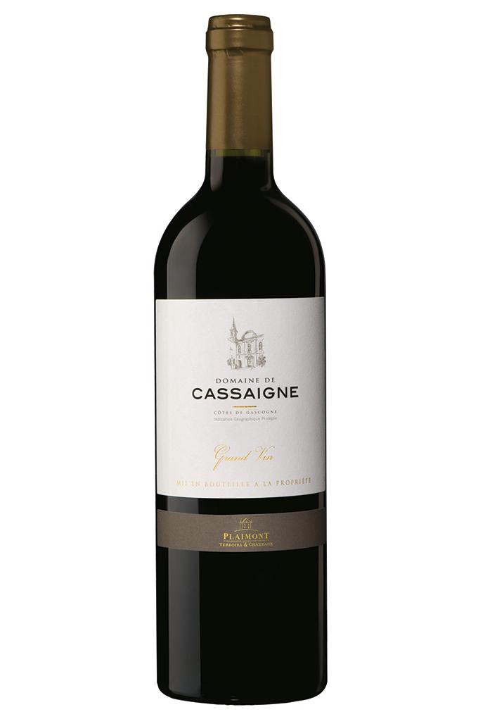 Domaine Cassaigne - Cotes de Gascogne rouge