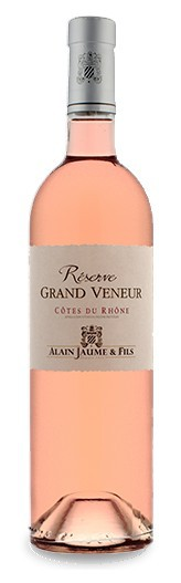 Cotes du Rhone rosé 3L - ilustrační láhev