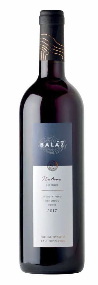 Svatomartinské víno Modrý portugal Vinařství Baláž