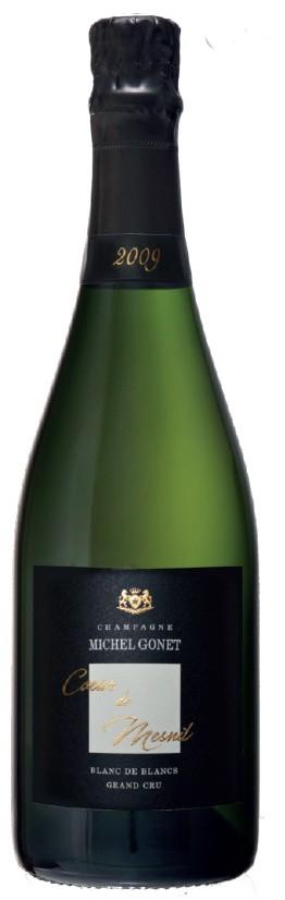 Champagne Grand cru - Coeur de Mesnil