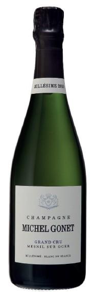 Champagne Gonet Grand Cru Blanc de Blancs - Mesnil-sur-Oger 2011