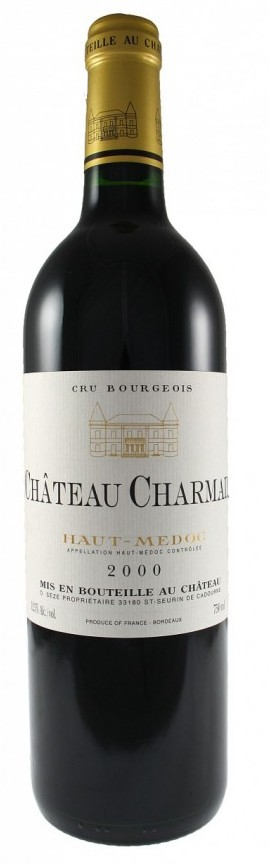 Haut Médoc - Château CHARMAIL 2010
