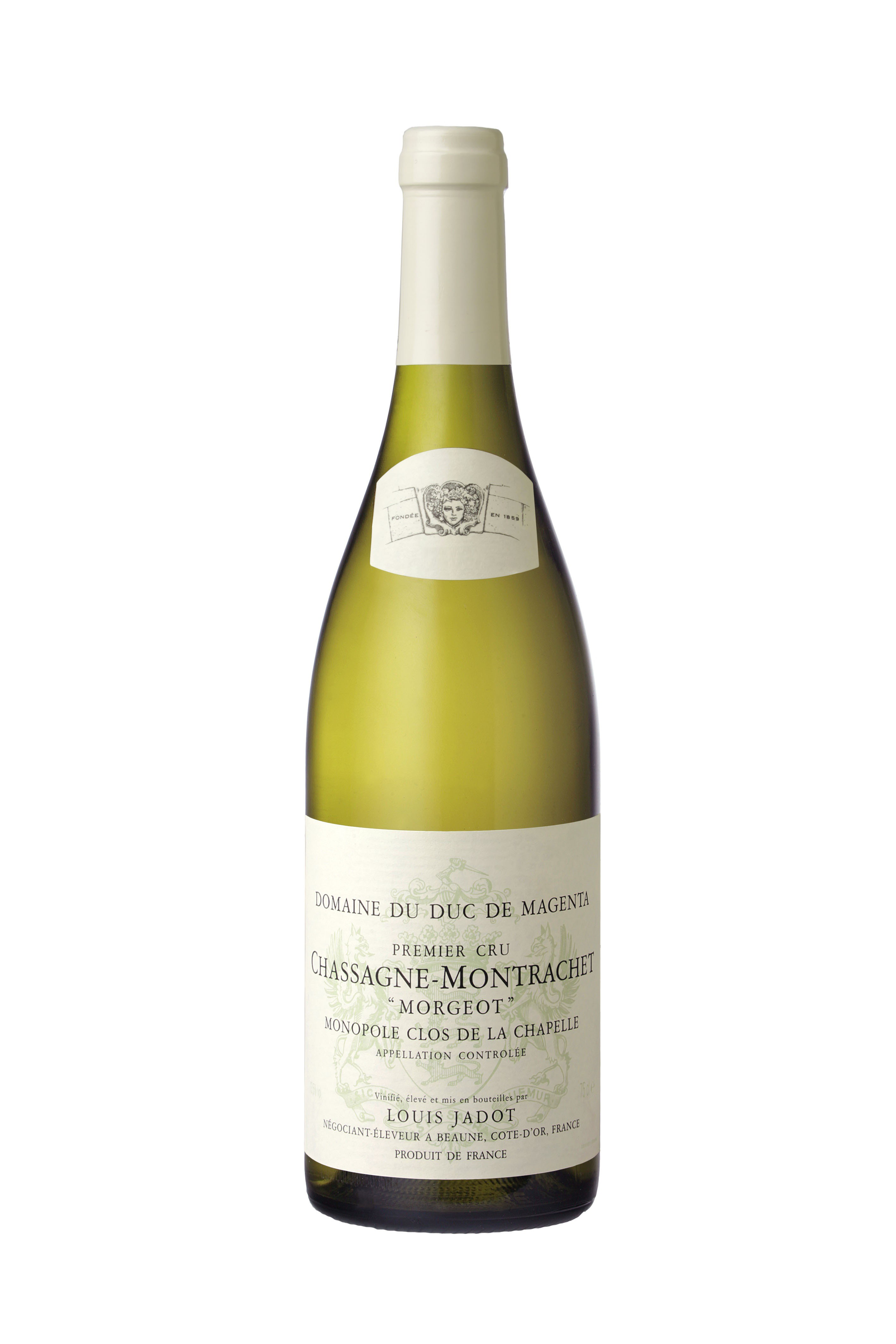 Chassagne Montrachet Blanc Premier cru Morgeot Louis Jadot