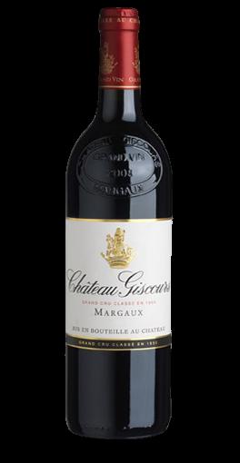 Margaux - Chateau GISCOURS 2015 Grand cru classé