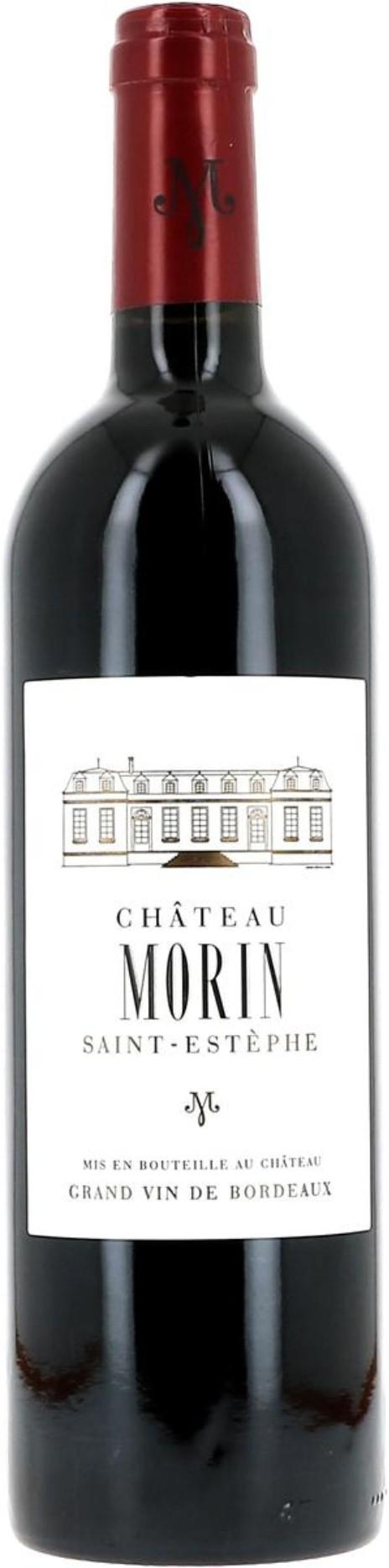 Chateau Morin Saint Estephe
