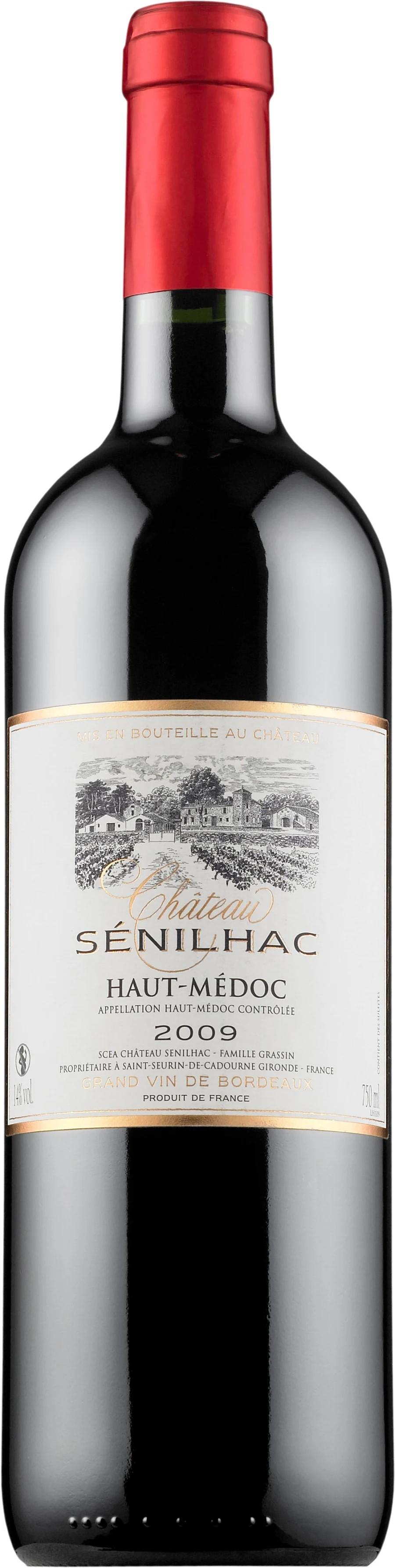 Haut-Médoc - Château Senilhac