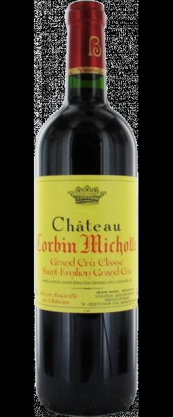 Chateau Corbin Michotte Saint Emilion Grand cru classé