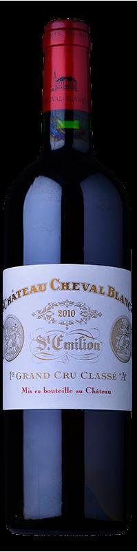Saint-Emilion - Château Cheval Blanc