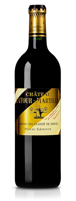 Pessac Leognan - Château Latour Martillac rouge