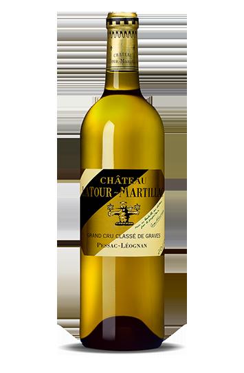 Pessac Leognan - Château LATOUR MARTILLAC blanc