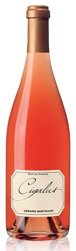 Gerard Bertrand - Cigalus rosé - Vins de Pays d´Oc