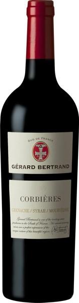 Vertikála Gerard Bertrand - Corbieres 2013 a 2014