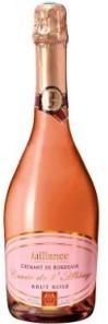 Cremant de Bordeaux rosé - Jaillance Merlot