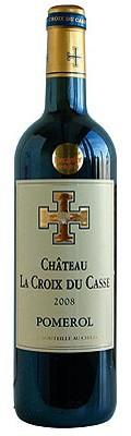 Pomerol -  Chateau La Croix de Casse 2012