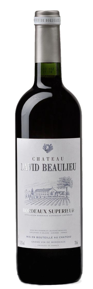 Chateau David Beaulieu Bordeaux superieur