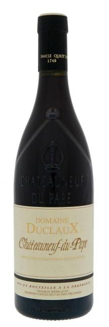 Châteauneuf-du-Pape - Domaine Duclaux 1999