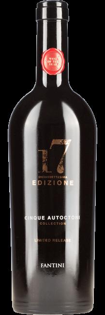 """Edizione Cinque Autoctoni """"17"""" 2015 Limited release"""