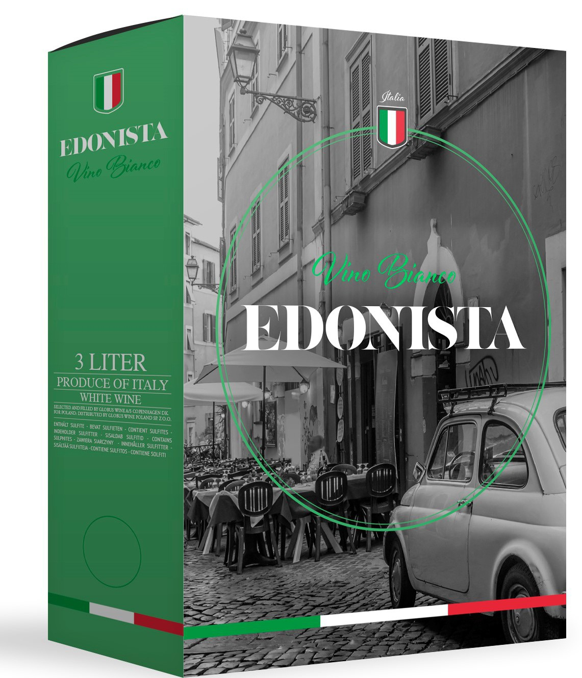Edonista Bianco - Bag in Box 3L