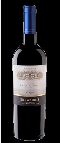 Merlot estate series Vina Errazuriz