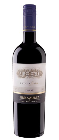 Shiraz - Errazuriz Estate 2015