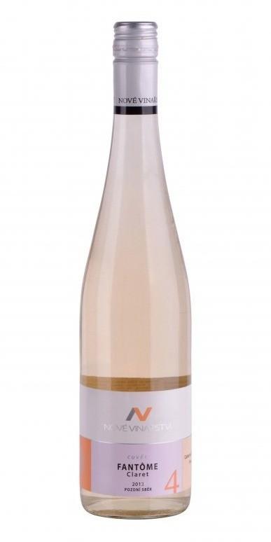 Nové Vinařství - cuvée Fantome pozdní sběr 2013