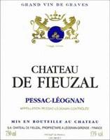 Pessac Leognan - Château FIEUZAL blanc 1999