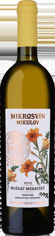 Mikrosvín - Flower Line Muškát Moravský