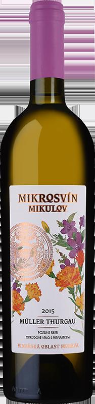 Mikrosvín - Flower Line Müller Thurgau