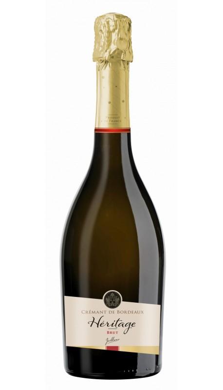 Crémant de Bordeaux Jaillance cuvée Héritage