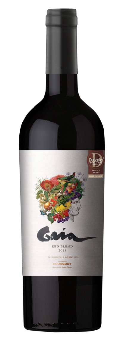 Domaine Bousquet - GAIA red blend magnum