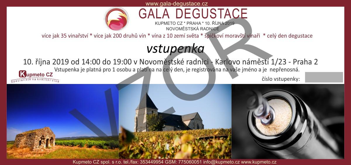 Gala degustace 2019 - Kupmeto CZ