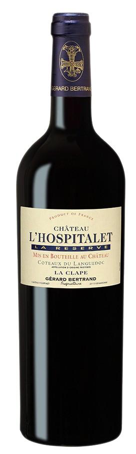 Gerard Bertrand - Chateau L'Hospitalet reserve