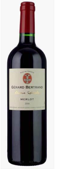 Gerard Bertrand - Merlot Reserve speciale 2015