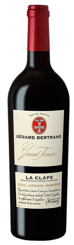 Gerard Bertrand - La Clape Grand Terroir 2011