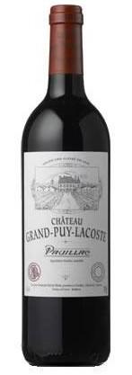 Pauillac - Château GRAND PUY LACOSTE 2011 Grand cru classé