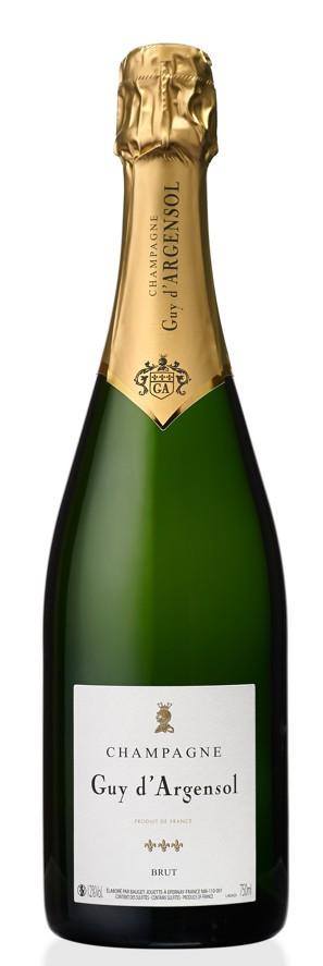 Champagne Guy d´Argensol brut