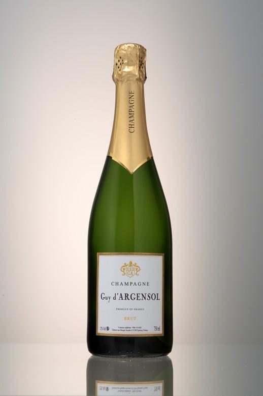 Champagne Guy d´Argensol cuvée Prestige
